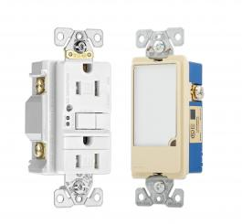 Combination Nightlight Switches Receptacles And Gfcis The New